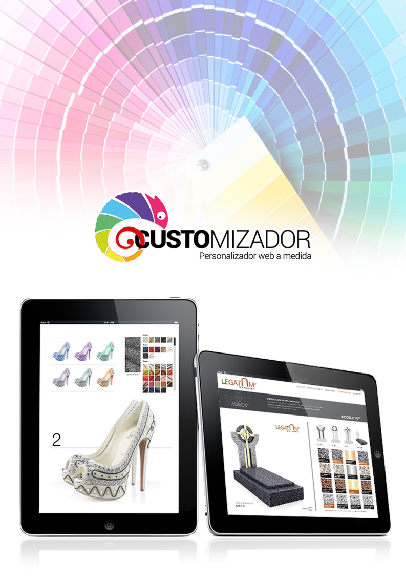Customizador a medida